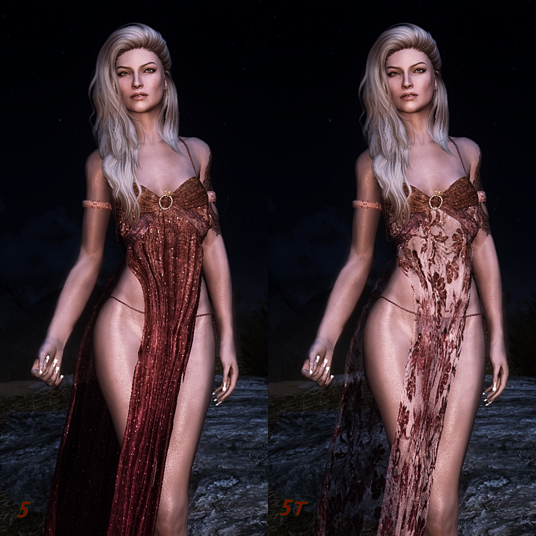 """Stand Alone Textures for LDW """"Fancy Dress"""" 